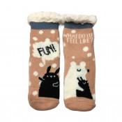 Κάλτσες με γούνα (73)