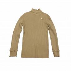 Μπλούζα με βολάν 2008 - Μπεζ