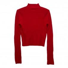 Μπλούζα Ριπ πλεκτή 8033 - Κόκκινο